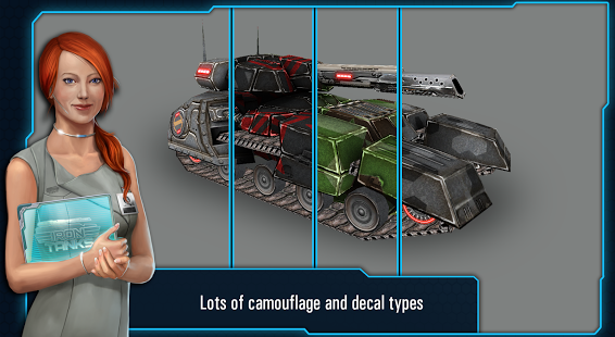Iron Tanks v1.97 + data