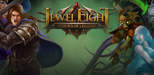 Jewel Fight: Heroes of Legend v1.0.2 + data