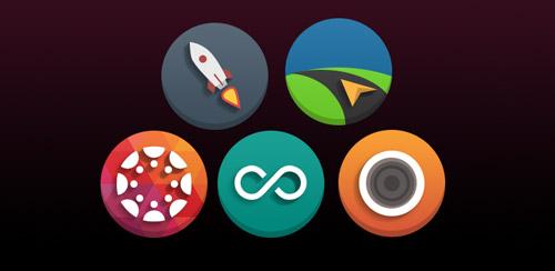 Knopka Icon Pack v1.4.1