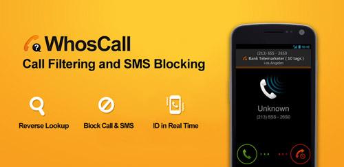 LINE whoscall- Caller ID&Block v v3.13.0