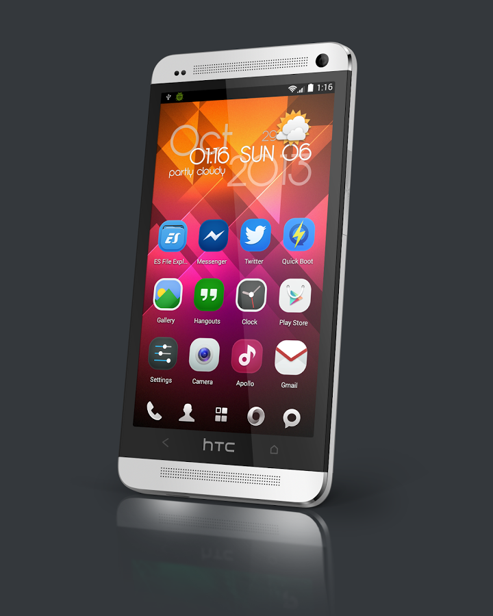 MOND – Launcher Theme v2.9.7
