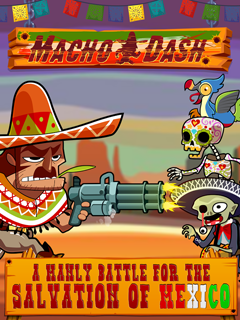 Macho Dash – Shooting Action v1.7.1