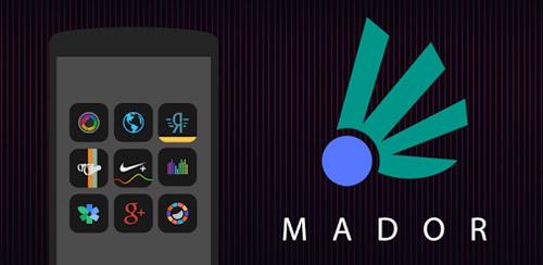 Mador – Icon Pack v2.0.0