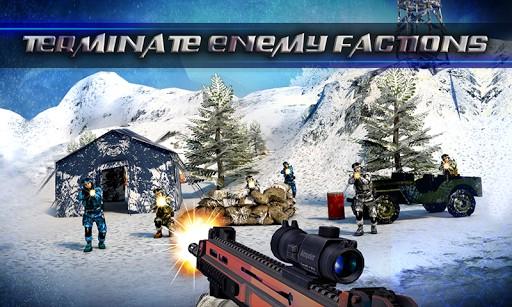Mountain Sniper Killer 3D FPS v1.1 – Unlimited