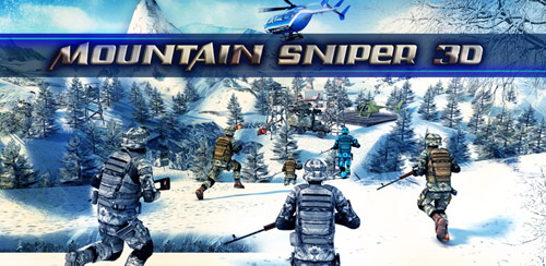 Mountain Sniper Killer 3D FPS v1.1 – Unlimited