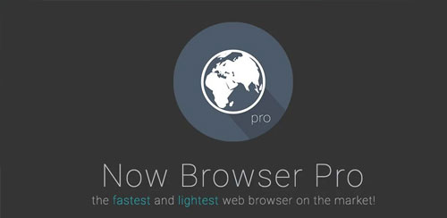 Now Browser Pro (Material) v2.9.9.1