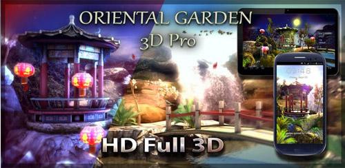 Oriental-Garden-3D-Pro