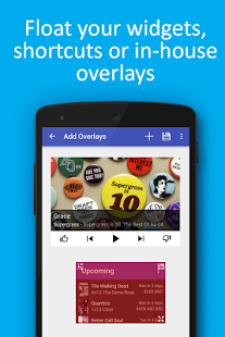 Overlays – Floating Automation v3.9.9
