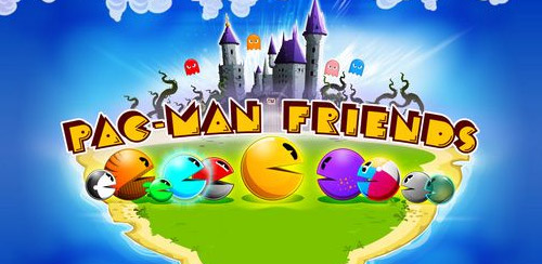 PAC-MAN Friends v1.0.0 – Unlimited + data