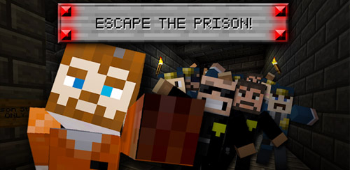 Prison Break Craft 3D Pro v1.03 + data
