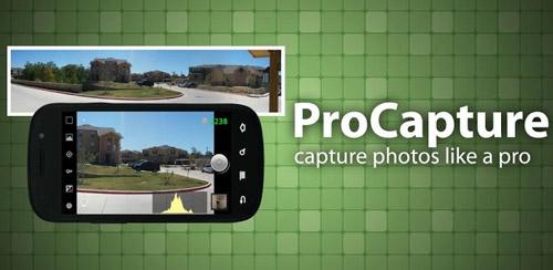 ProCapture 2.0 camera v2.0.3