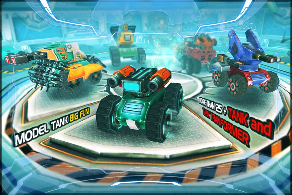 Racing Tank 2 v1.0.6 – Unlimited