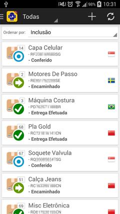 Rastreio Correios Pro v1.7.0.2