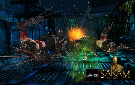 Saram 3D Part One v1.0