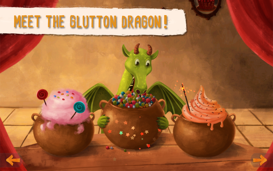 Senda and the Glutton Dragon v1.1 + data
