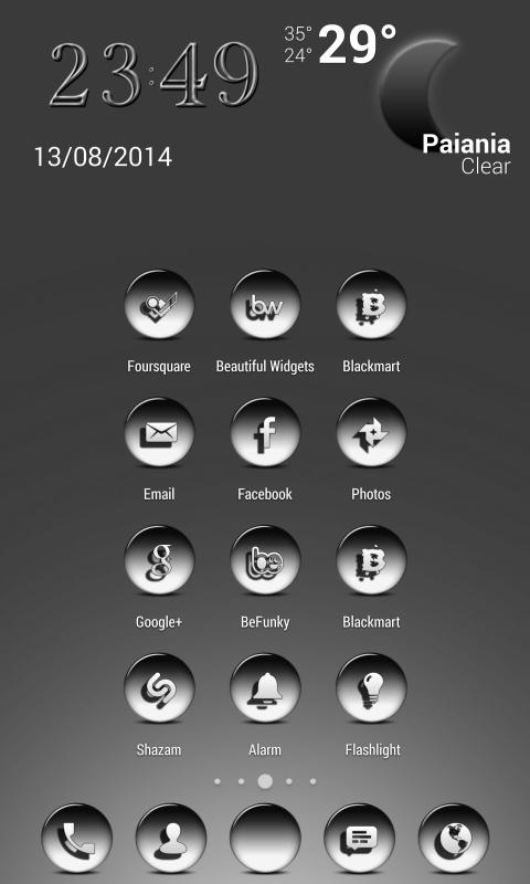 ShadowBall Icon Pack v1.0