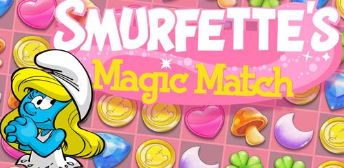 Smurfette's Magic Match v1.1.2