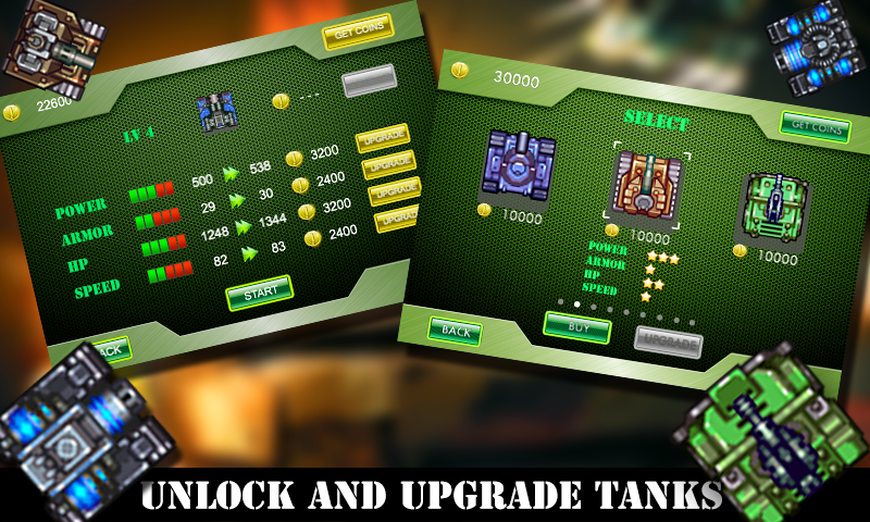 Stay In The Tank : Inside Line v1.1 – Unlimited