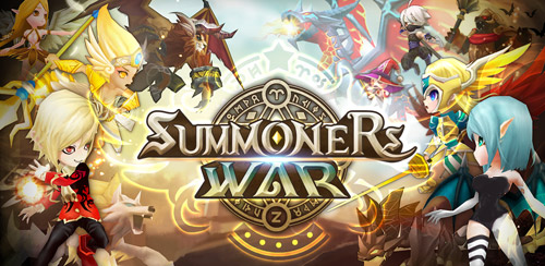 Summoners War v4.1.8