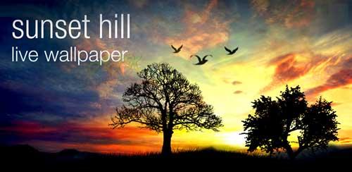 Sunset Hill Pro Live Wallpaper v1.4.3