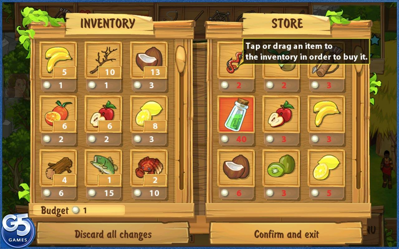 The Island: Castaway® v1.2 + data