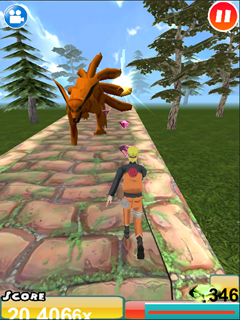Ultimate Ninja 3D Run Battle v1.0