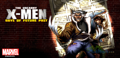 Uncanny X-Men: Days of Future Past v1.0