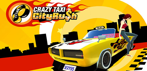 Crazy Taxi™ City Rush v1.7.0 + data