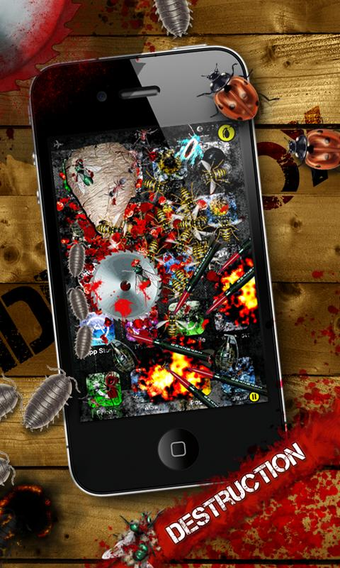 iDestroy: Infinity Bloody Bugs v1.20 – Unlimited