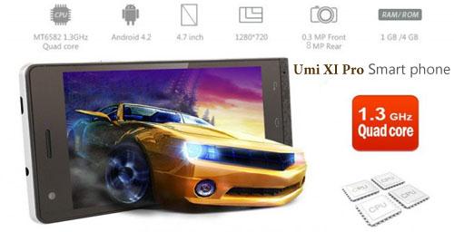Umi XI Pro Smart phone