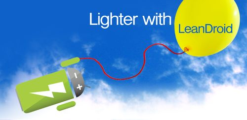 LeanDroid Most advanced battery saver v3.3.1