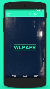 wlpapR v1.1