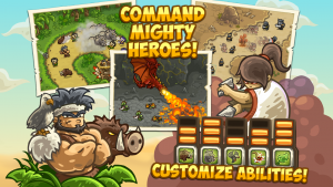 تصویر محیط Kingdom Rush Frontiers v4.2.32 + data