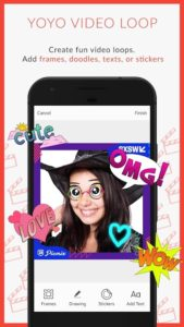 تصویر محیط PicMix – Selfie and Friends v7.8.2