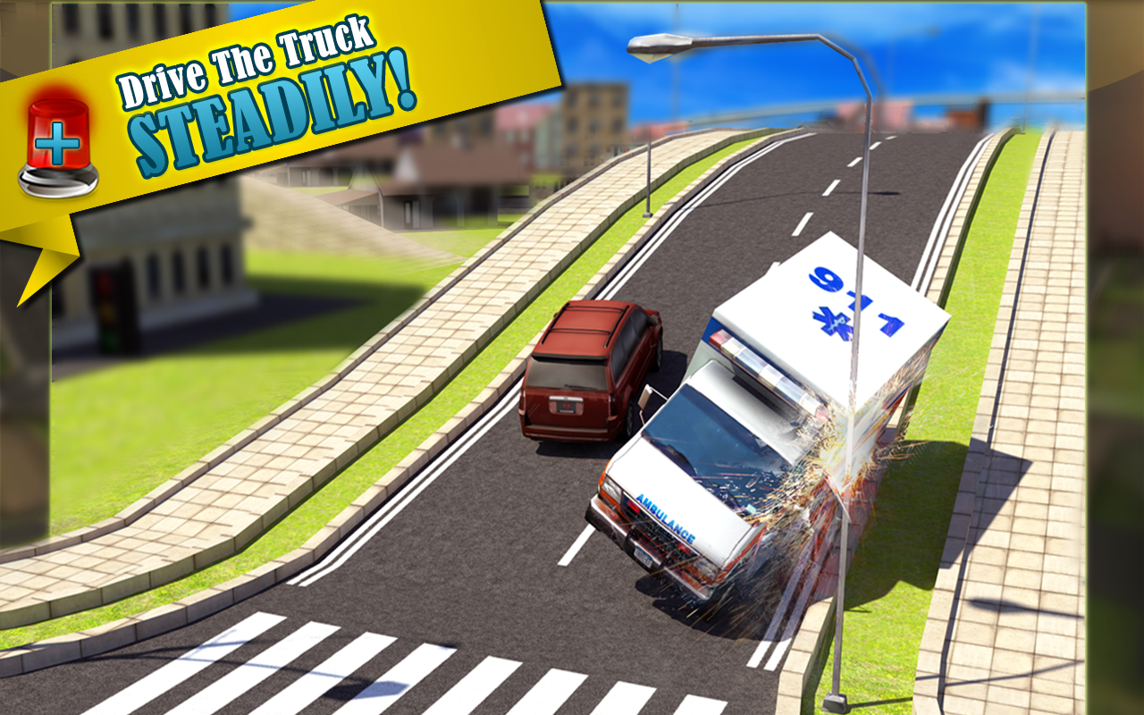 Ambulance Rescue Simulator 3D v1.0.1