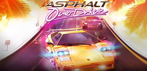 Asphalt: OverDrive v1.3.1b + data