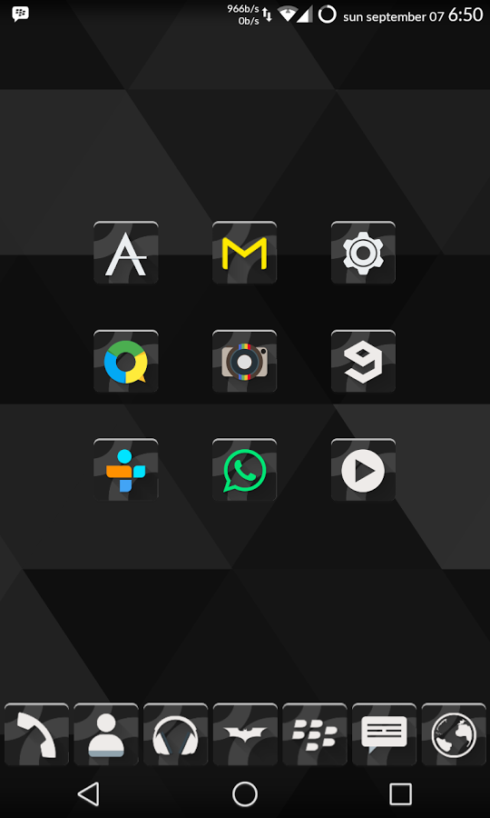 Aurelia Icons Theme v1.0.0
