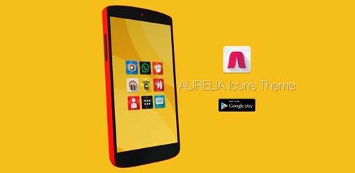 Aurelia Icons Theme v1.0.0