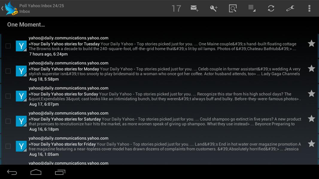 Bird Mail PRO Email App v2245.37c
