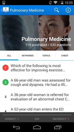 CHEST SEEK for Physicians v1.0