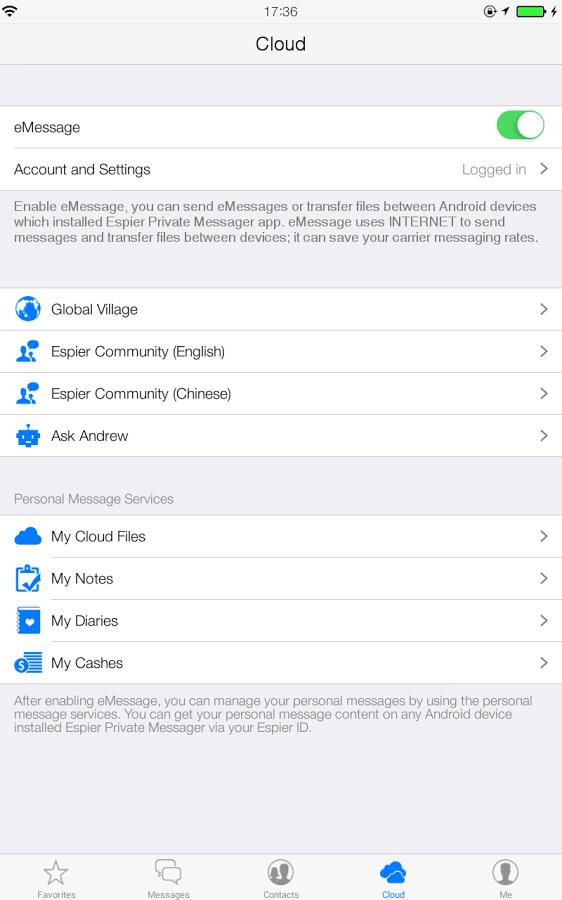 Espier PrivChat v3.6.0