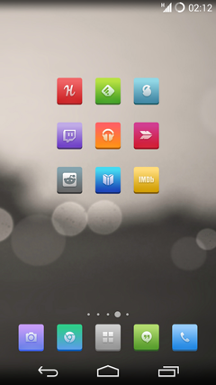 Etched Vivid Icons v3.0