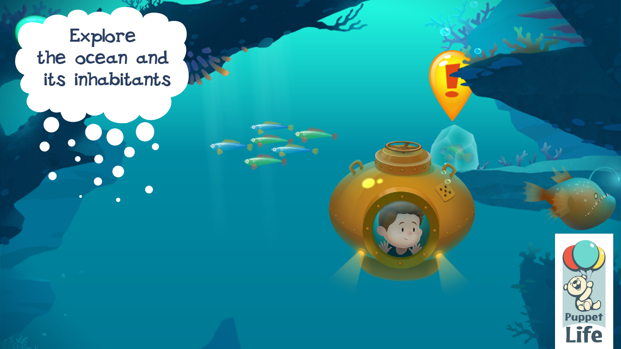 Explorium: Ocean For Kids v1.1.3 + data