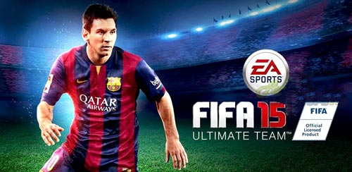 FIFA 15 Ultimate Team v1.0.6 + data