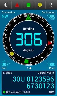 Field Compass Plus v1.0.7
