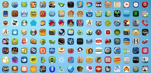 Fisheye Icon Pack v1.5