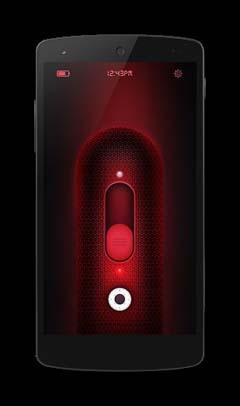2048 Futuristic Flashlight PRO v1.0.3