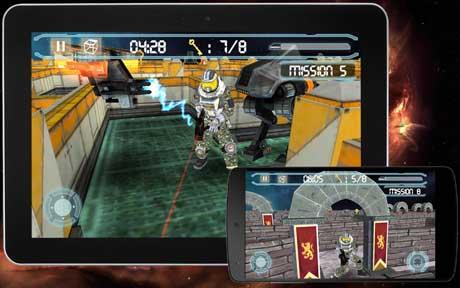 Gangstar Maze III HD v2.0