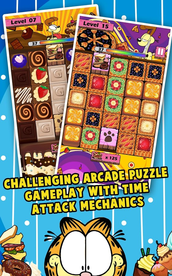 Garfield's Puzzle Buffet v1.00