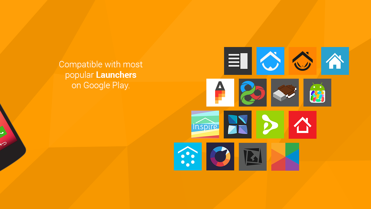 Goolors Square – icon pack v2.7.0.9